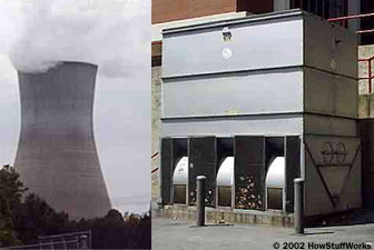 Air Conditioner Cooling Towers